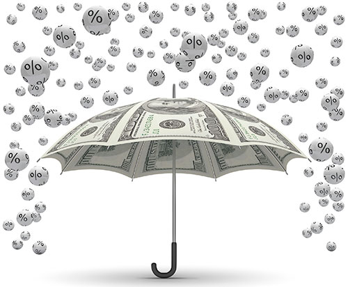 money umbrella