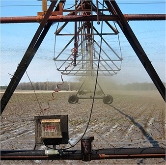 farm irrigator