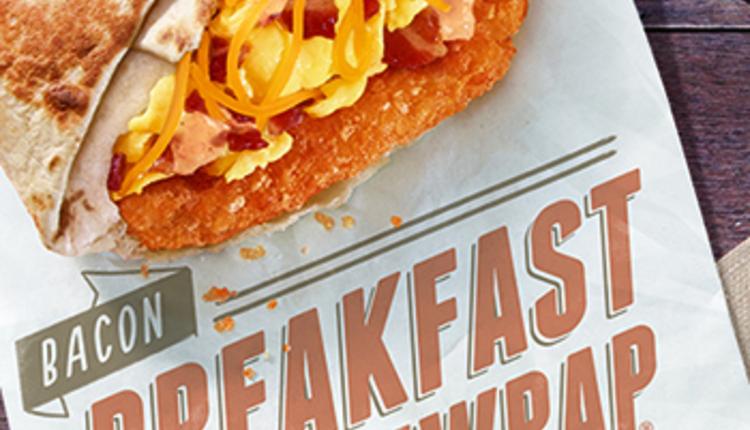 Breakfast-wrap