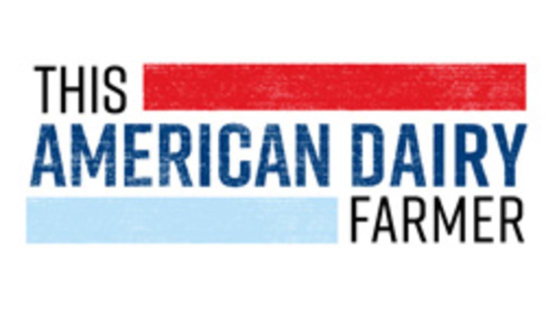 This American Dariy Farmer