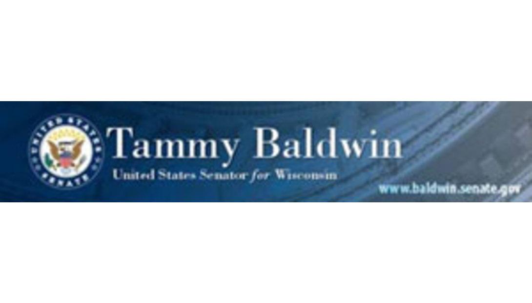 US-Sen-Tammy-Baldwin-logo