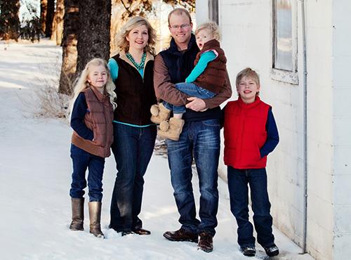 Frericks family