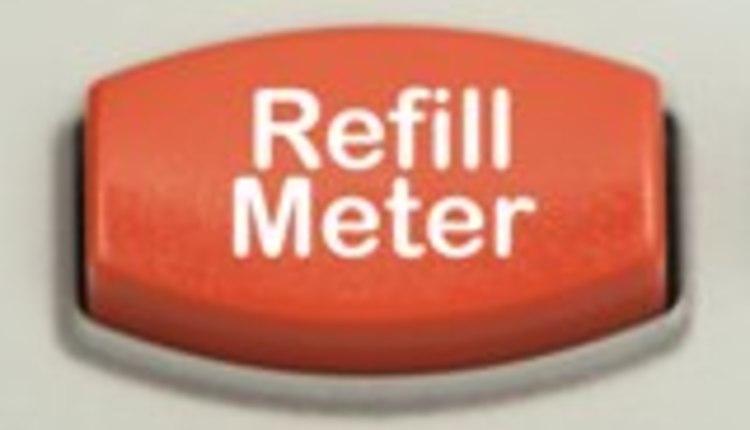 Button - Refill Meter
