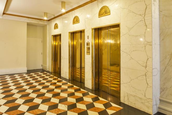 Elevators in 501 Market