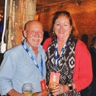 Caption: Jerry and Karen Tyler
