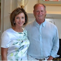 Caption: Linda and Charles Knicely