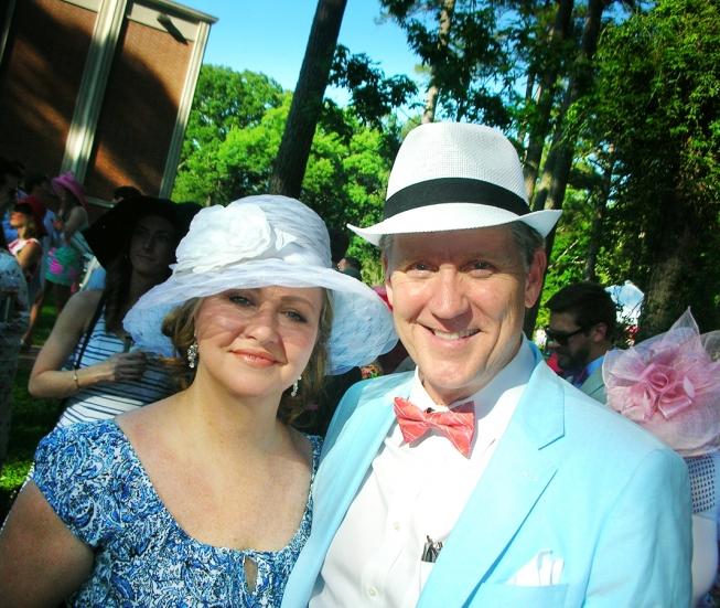 Susan and Patrick Kirton
