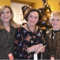 Caption: Sue Wyche, Rebecca Miller and Vicki Franks