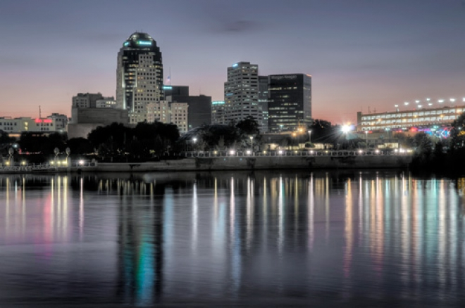 shreveport-skyline