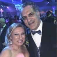 Caption: Denise and Bruce Busada