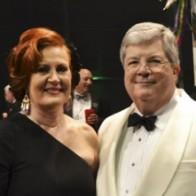 Caption: Sharla and Jim McMichael