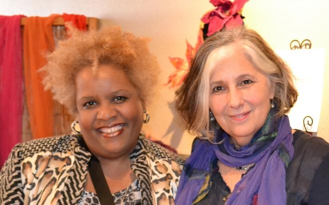 Debra Bradley and Sherry Tamburo