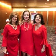 Caption: Debbie Davis, Morgan Ballengee and Cindy Rogers