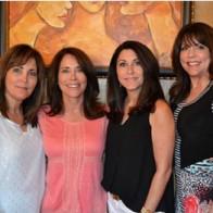 Caption: Sisters Leesa Harrison, Melinda Kent, Shaun Hollier and Rep. Dodi Horton