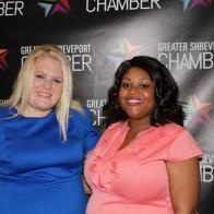 Caption: Emerie Eck Gentry and LaToya Amos